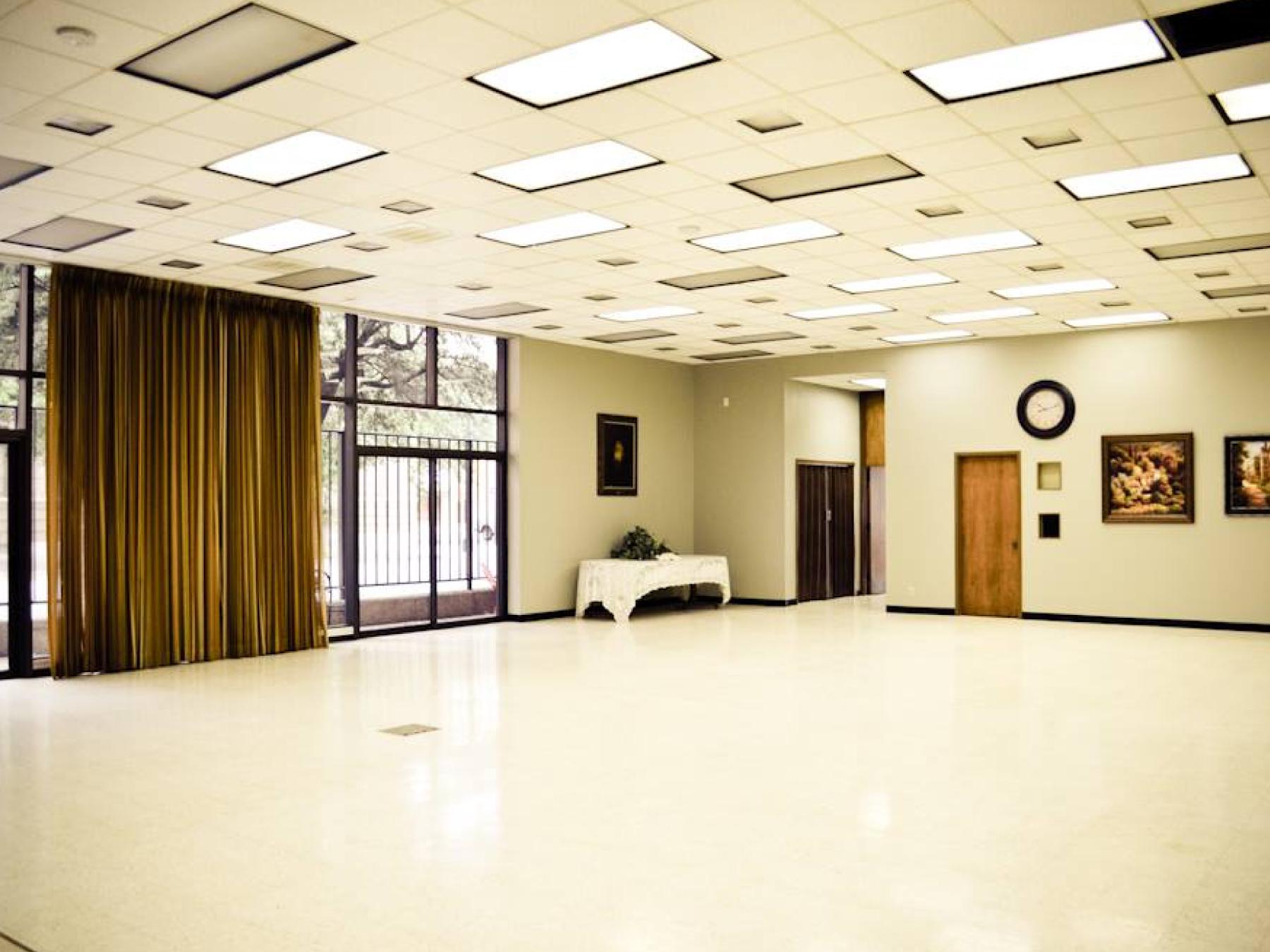 bistro express Wichita Falls centre point venue 3