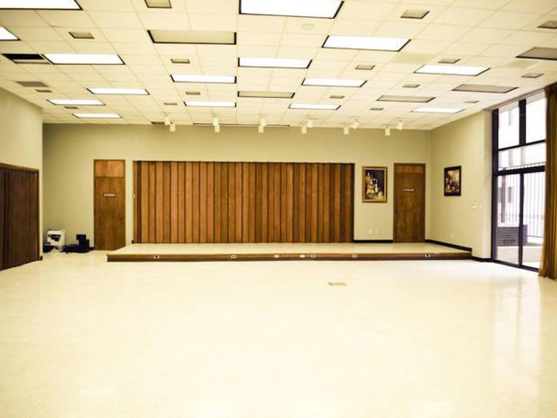 bistro express Wichita Falls centre point venue 4