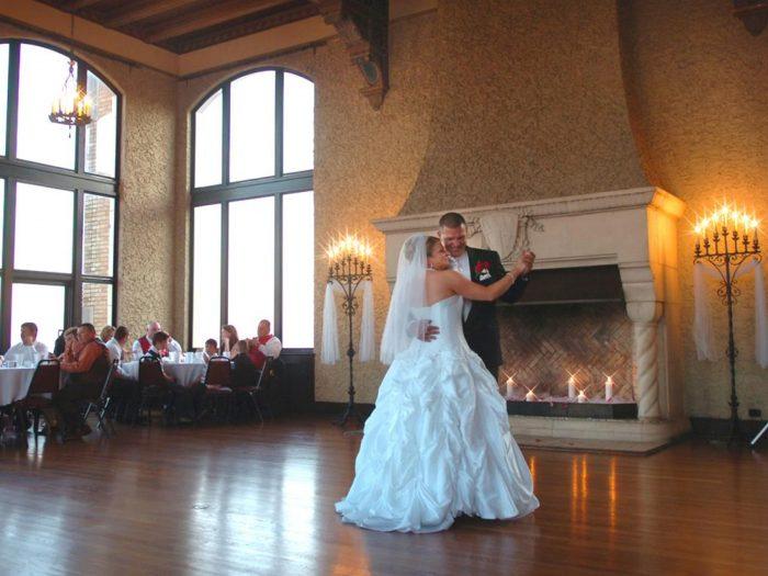 bistro express Wichita Falls Hamilton ballroom 4